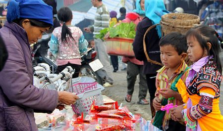Chợ Dào San