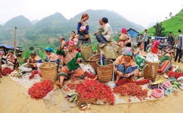 Chợ phiên vùng cao miền núi
