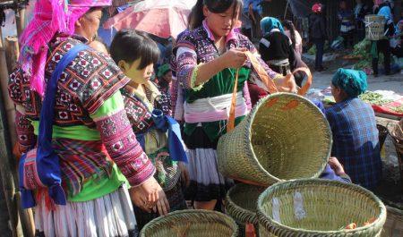 Chợ Dào San, Lai Châu