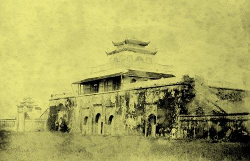 Hoàng Thành Thăng Long xưa