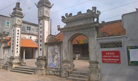 đình làng Bát Tràng
