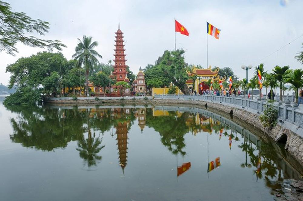 ngôi chùa cô Hà Nội