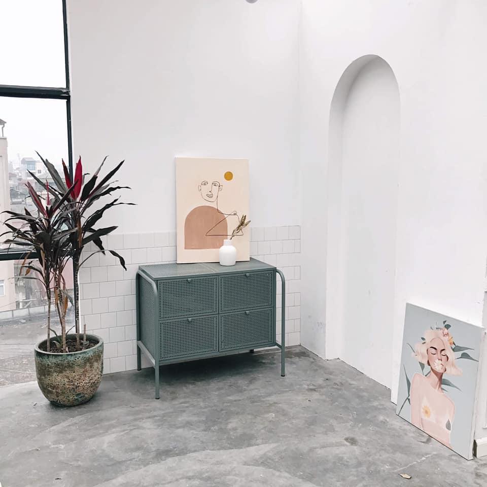 Quán café có góc studio - Libre Studio
