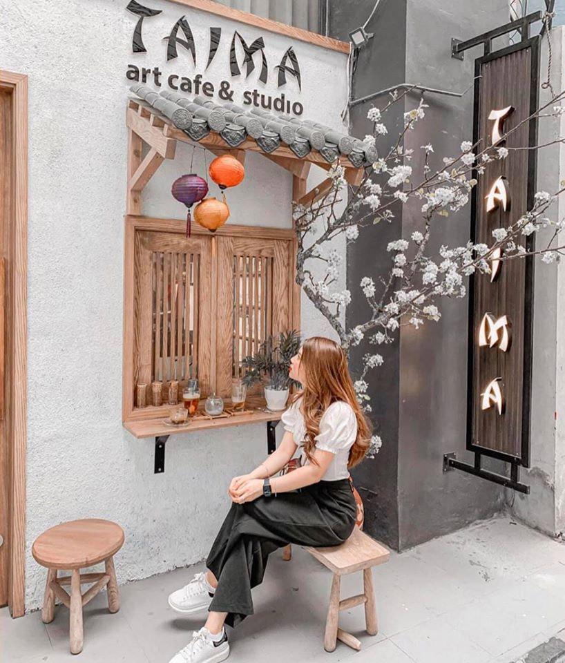 Địa chỉ Quán café có góc studio