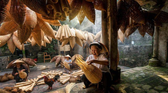 Thương hiệu làng nghề truyền thống Hà Nội
