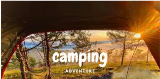 Địa điểm Camping gần Hà Nội cực chill