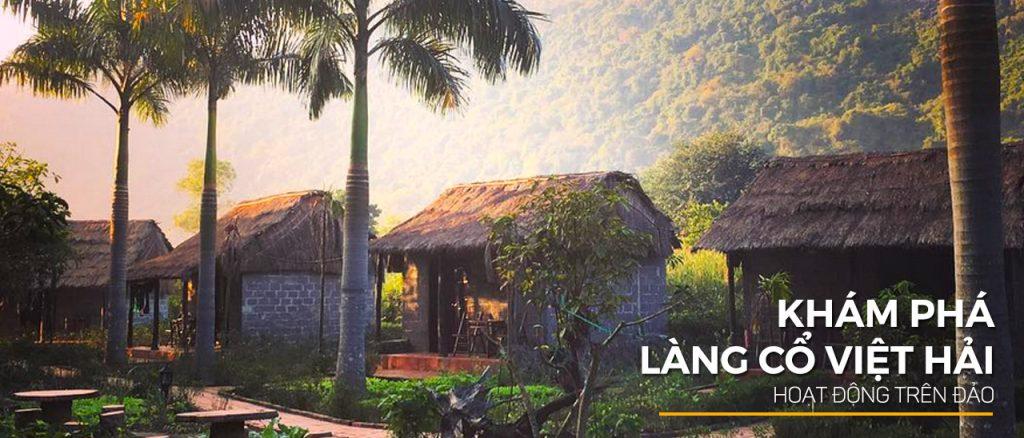 Làng cổ Việt Hải