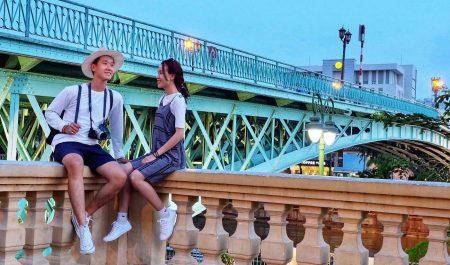 Checkin Cầu Mống - Cây cầu đẹp nhất Viêt Nam