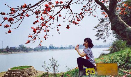 Cắm trại tại Hồ Quan Sơn
