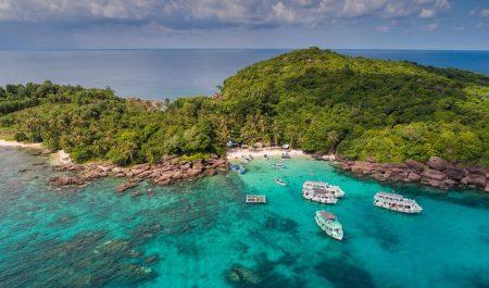 Đi du lịch Phú Quốc ở Hòn Móng Tay