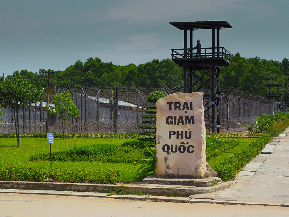 du lịch Phú Quốc ở nhà tù Phú Quốc