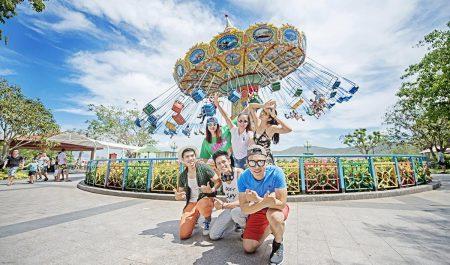 du lịch Phú Quốc tại Vinpearl Land Phú Quốc