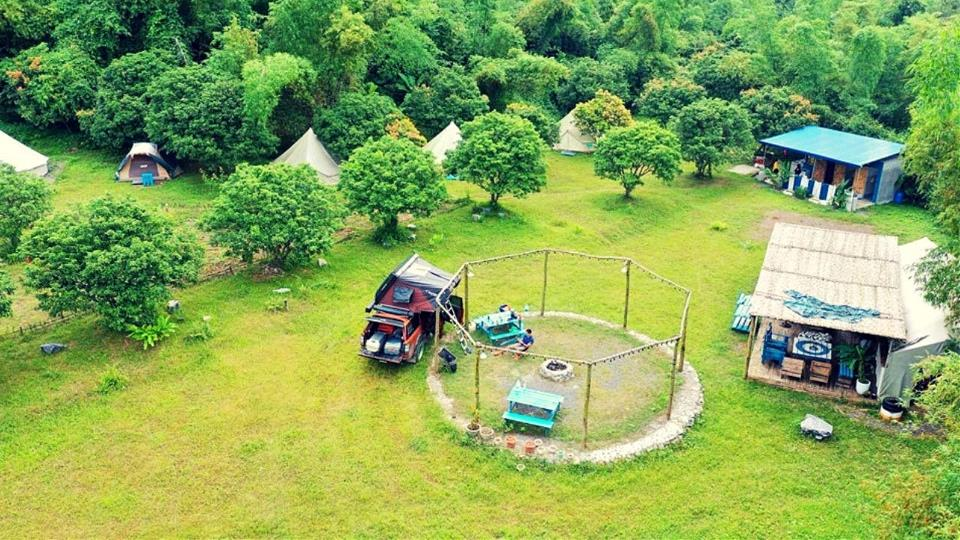 homestay Green Valley Camp