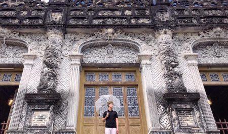 Các lăng tẩm ở Huế nổi tiếng