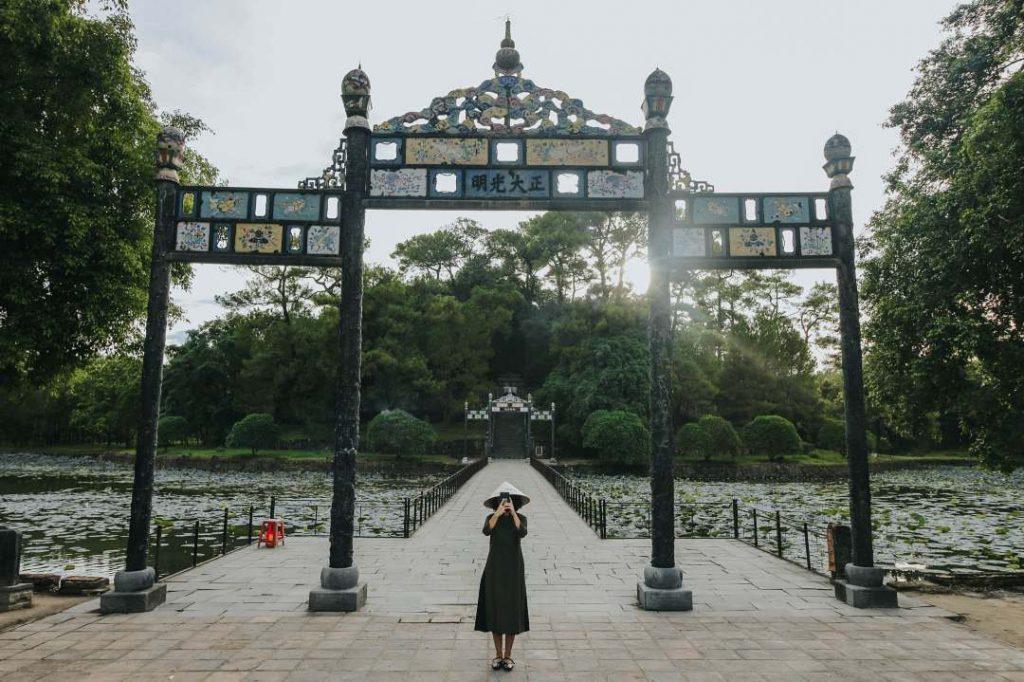 Lăng tẩm ở Huế - Lăng Minh Mạng