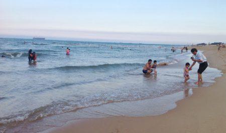 Bãi biển Tuy Hòa-Phú Yên ở đâu?