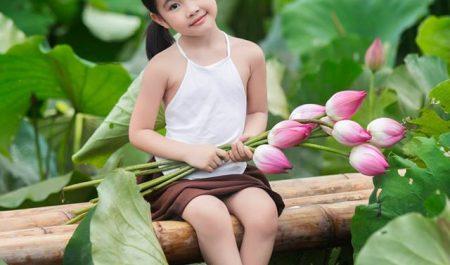 Đầm sen Xuân ĐỈnh