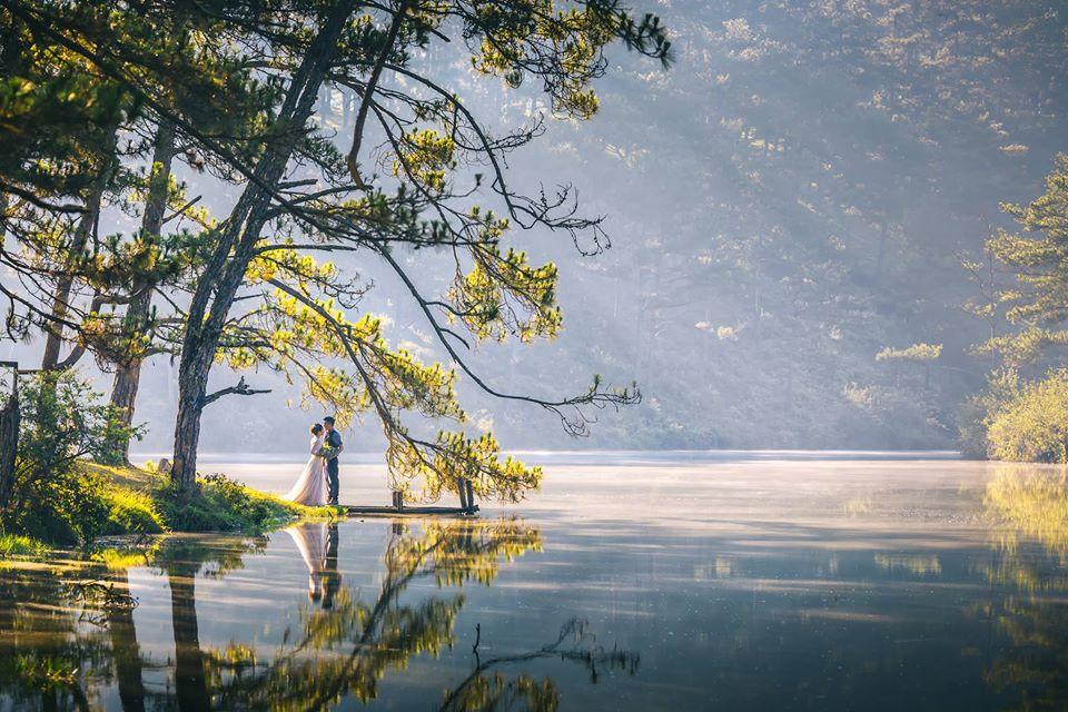 Đà Lạt là địa điểm du lịch tháng 7