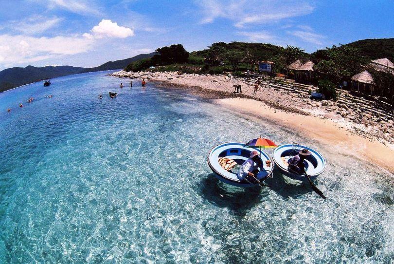 Hòn Mun ở Nha Trang