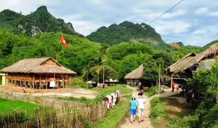 Địa điểm tranh nóng gần Hà Nội