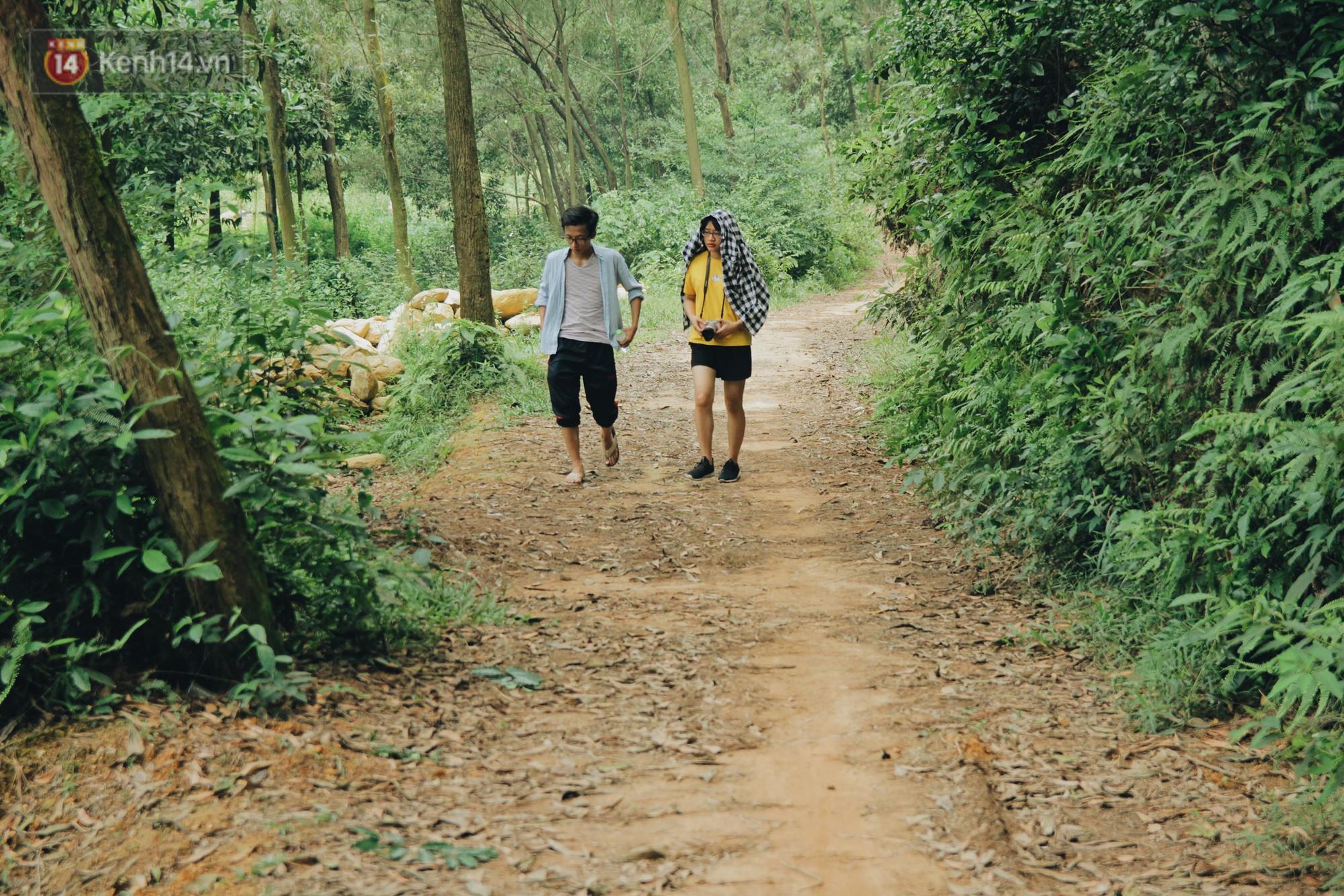 Địa điểm tránh nóng gần Hà Nội