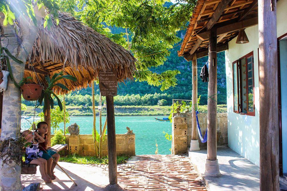 Beehome  homestay Quảng Bình view đẹp