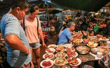 quán cơm tấm ngon Sài Gòn
