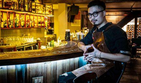 Pub cực chill tại Hà Nội - Nê Cocktail