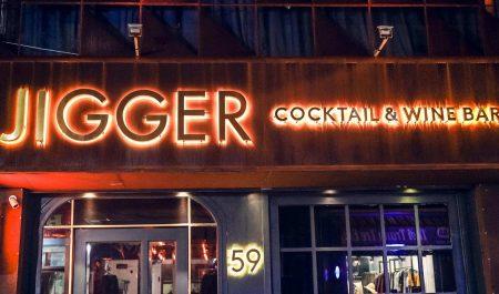 Pub cực chill tại Hà Nội - Jigger Cocktail & Wine Bar