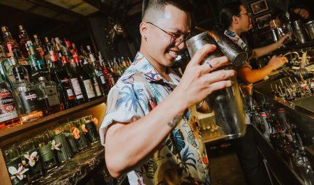 Quán Jigger Cocktail & Wine Bar
