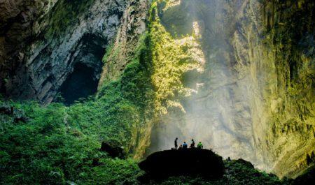 Vườn địa đàng ở Sơn Đoòng