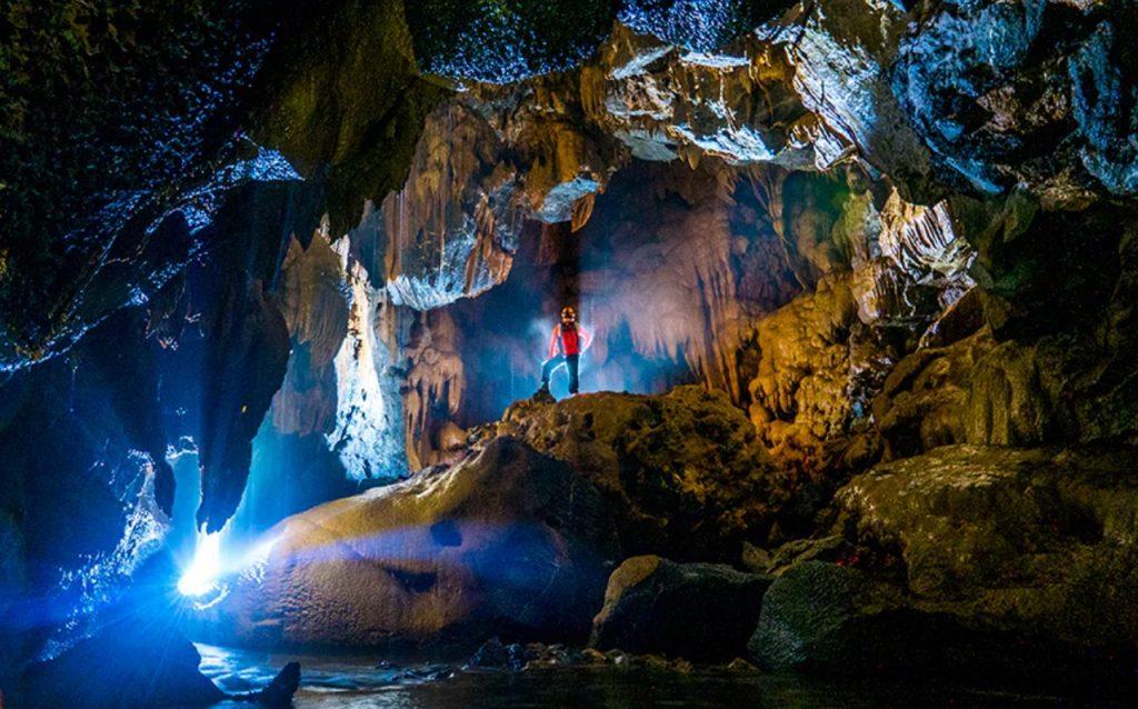 Hang Sơn Đoòng đã trở thành hang động tự nhiên lớn nhất thế giới.