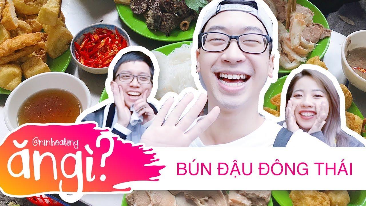 Quán bún đậu ngon Hà Nội