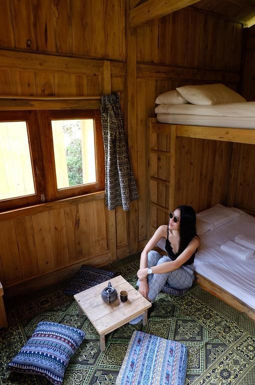 Phòng tại Utopia Eco Lodge