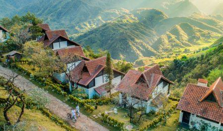 Địa điểm nghỉ dưỡng tại Sapa - Sapa Jade Hill