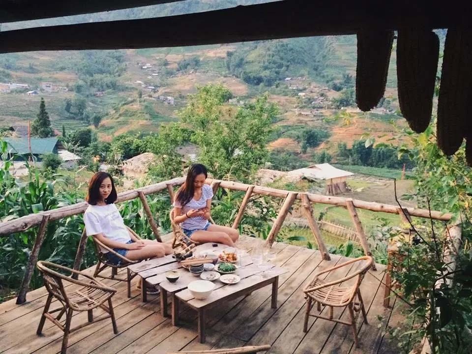 Địa điểm nghỉ dưỡng tại Sapa - phơri's house sapa