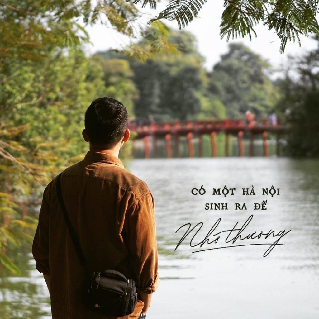 Mùa thu Hà Nội nên đi đâu - Hồ Hoàn Kiếm