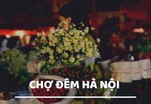 Chợ đêm Hà Nội