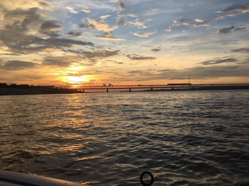 Ảnh đẹp Đảo Mây Trắng sông Hồng