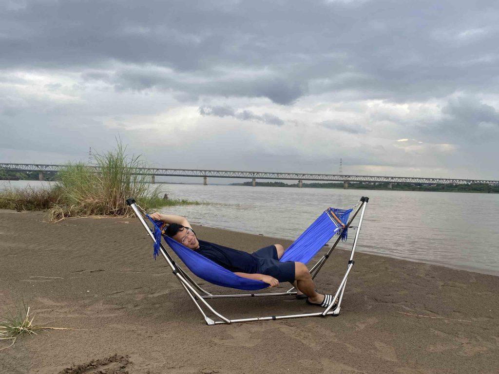 Đảo Mây Trắng sông Hồng có gì vui