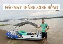 Đảo Mây Trắng sông Hồng