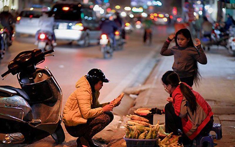 Món ăn ngày đông Hà Nội