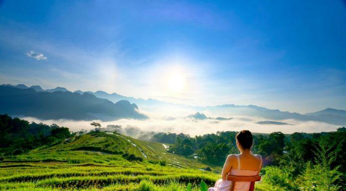Pù Luông retreat Thanh Hóa