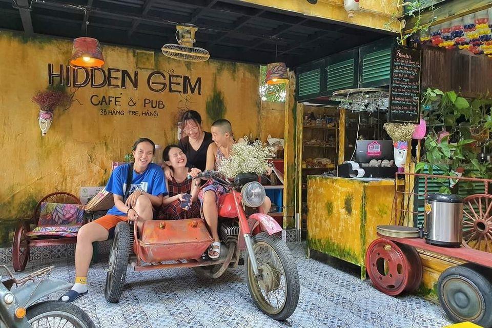 Hidden Gem Coffee