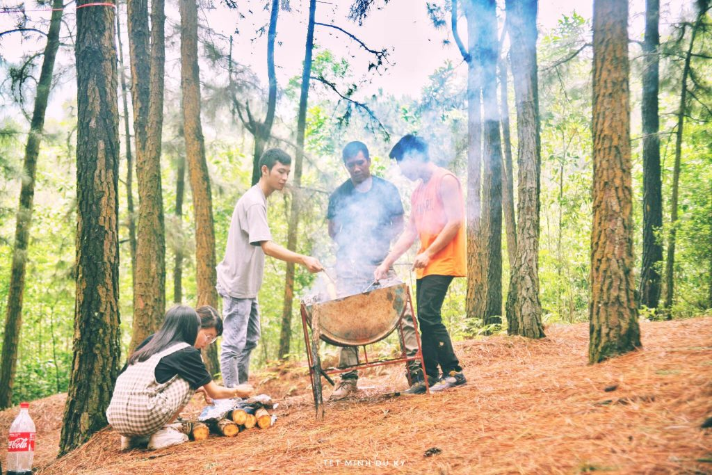 Camping Ba Vì