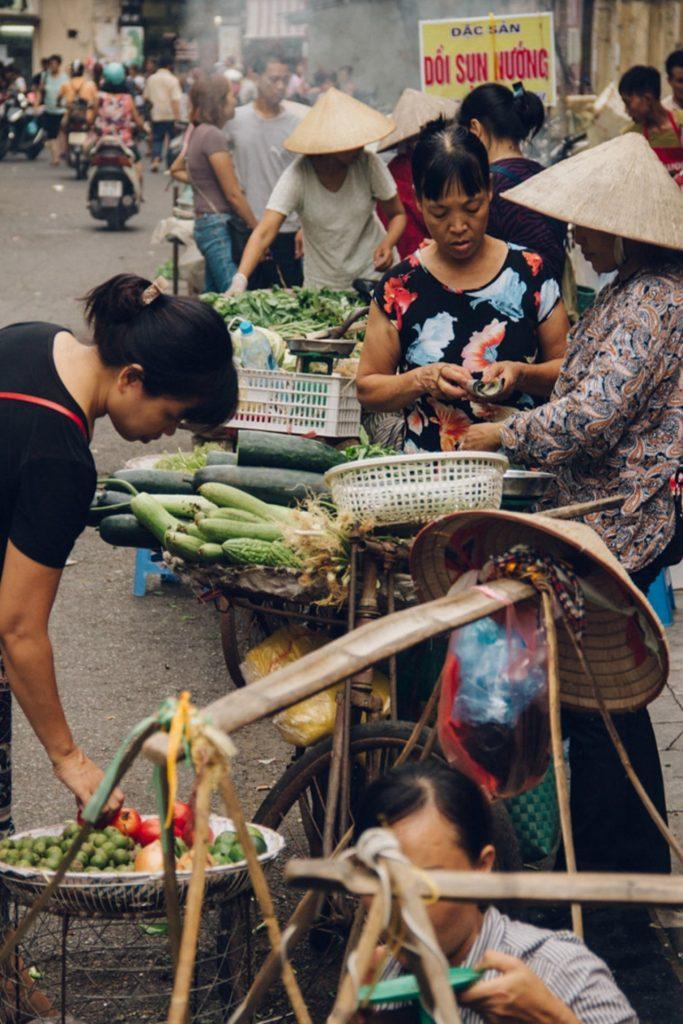 Lịch trình đi chơi ở Hà Nội