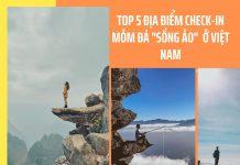 mỏm đá check-in ở Việt Nam