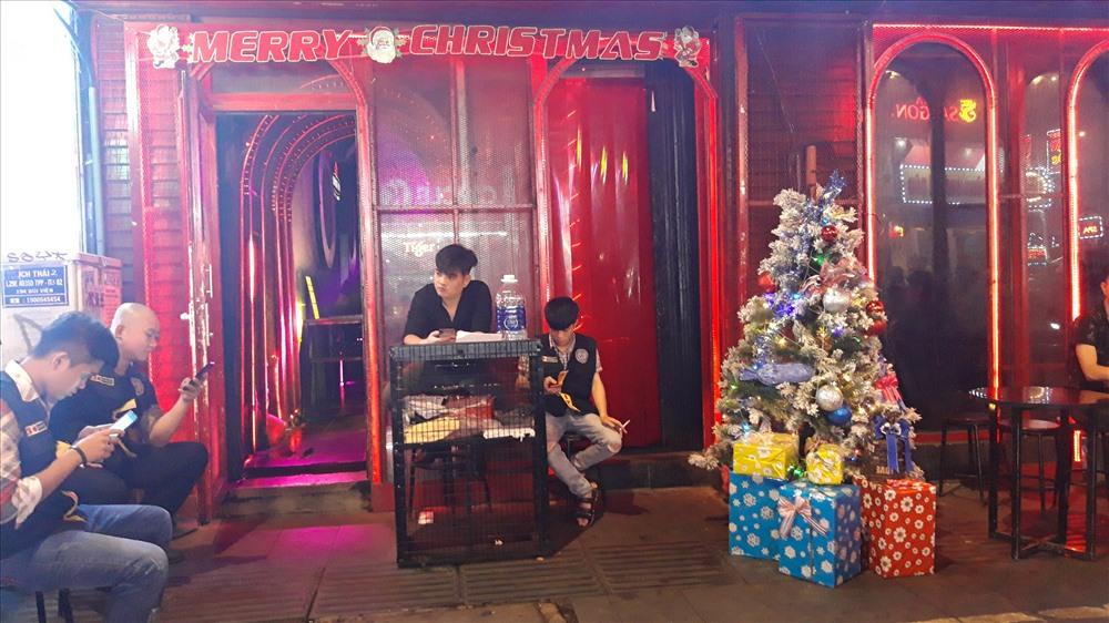 Các địa điểm đi chơi Noel Sài Gòn