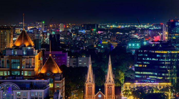 Các địa điểm đi chơi Noel ở Sài Gòn