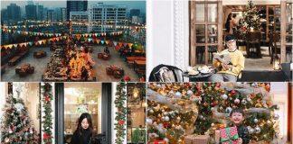 Điểm chụp ảnh Giáng Sinh đẹp